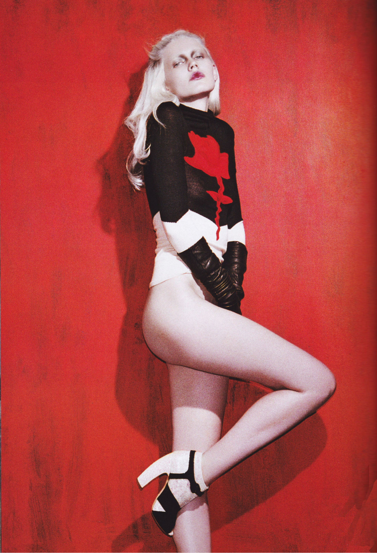 like whoa.  alys hale by harley weir, citizen k autumn 2011