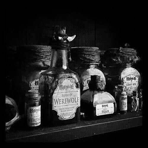 bottle of poison | Tumblr