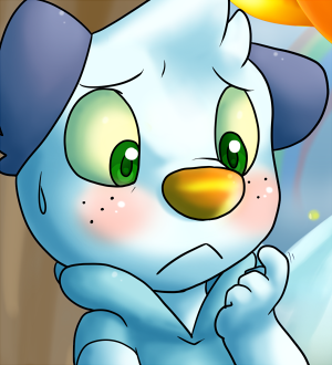 Sneak peak for a thing. ;3 Have a cutie patootie Rodney.