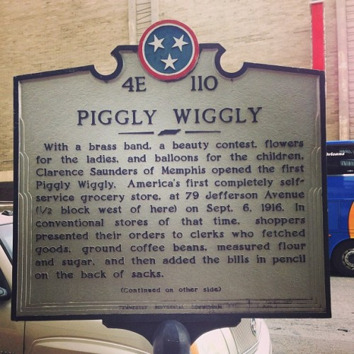 piggly wiggly! / on Instagram http://bit.ly/11XVqqk