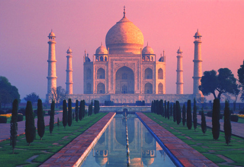 Finally had the time to upload my Taj Mahal Collection….Beautiful <3