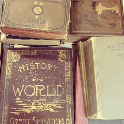 Old books! #book #vintage