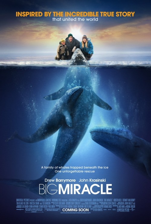 May 6th → #125 - Big Miracle (2012)Directed by Ken Kwapis