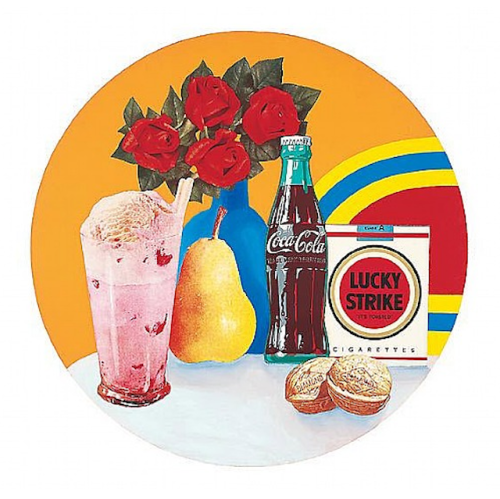 Still Life Tradition in Pop Art Those of you in New York, don't miss family-owned Acquavella Galleries fantastic new show, The Pop Object: The Still Life Tradition in Pop Art, which opens today.  Be prepared to see some of the best work Pop Art has to offer, from Jasper Johns and Alex Katz to Roy Lichtenstein, James Rosenquist, and Andy Warhol.