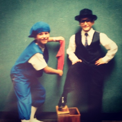 fuckyeahkennywormald:  ME AND BAGA CRUSHIN OUR TAP DUO!!! #TBT