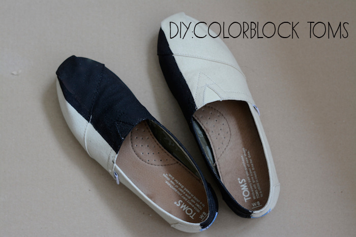 Weekend DIY: Colorblock Toms. Remember my DIY splatter paint Toms from last year, HERE? Yea, those were cool. I wore them so…View Post
