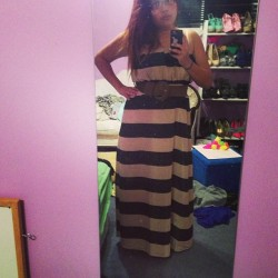 Lovin this dress #fashion #loveit #lookingood #feelingood #dress #maxidress