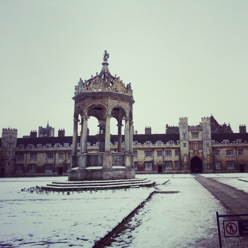 burnseeeey:  Trinity College, Cambridge