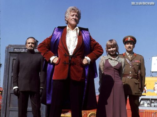nickavv:  I love the Third Doctor, I'm gonna miss him when I finish his episodes