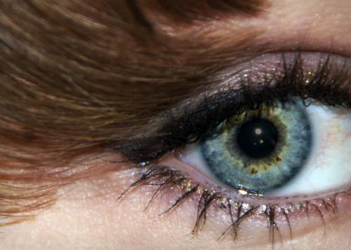 Central Heterochromia On Tumblr