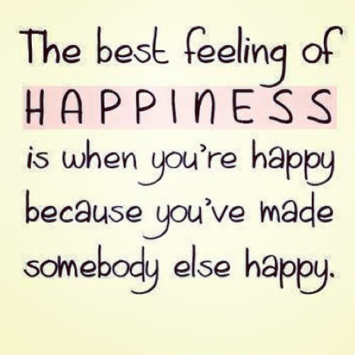 Yes. This is the best feeling of happiness!! #happiness #life #quote #quoteoftheday