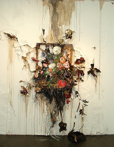 incenses:   Flower Frenzy (2012)  Valerie Hegarty
