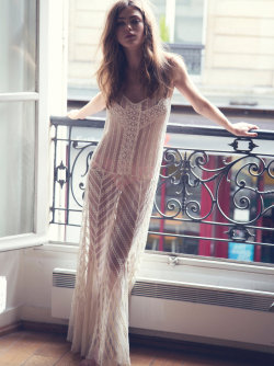Meadows of Lace Slip (via Free People)