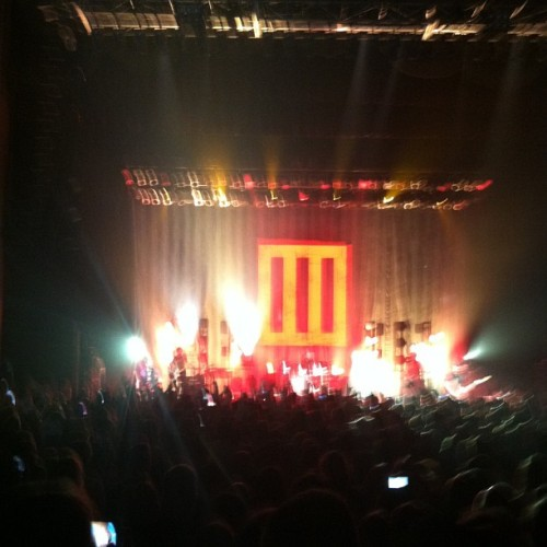We are #paramore! #detroit #fillmore