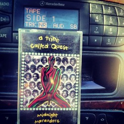 idio-photo:  #ATCQ #midnight #marauders #1993 #hiphop #cassette #igcassetteclub
