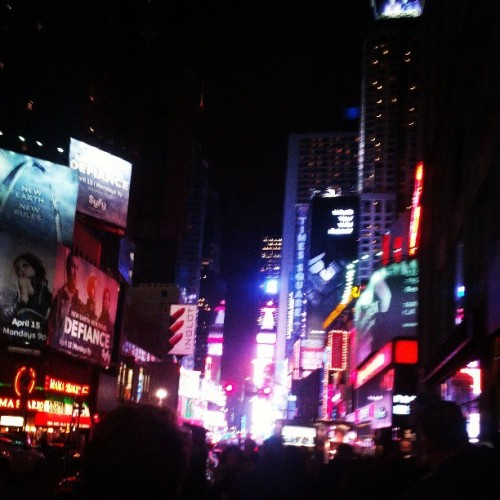 City That Never Sleeps #NYC <3