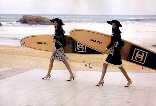 [MISC] Chanel surf