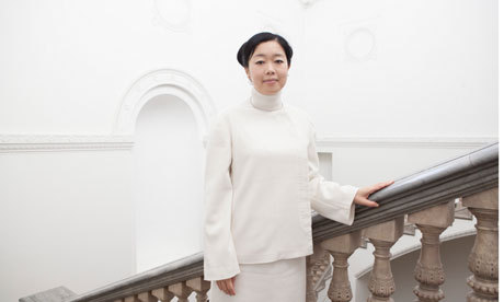 Mariko Mori: 'There are two kinds of light – one invisible' www.guardian.co.uk