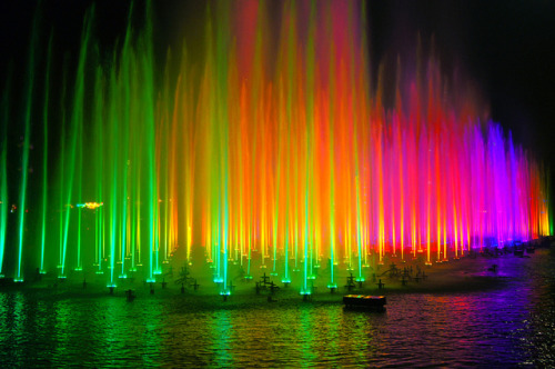 fuckyeahdisneyphotography:  Color! by rpmckay on Flickr.  I GET TO WATCH THIS TOMORROW OK BYE I CAN'T BELIEVE I LEAVE FOR DISNEYLAND IN A LITTLE OVER 12 HOURS