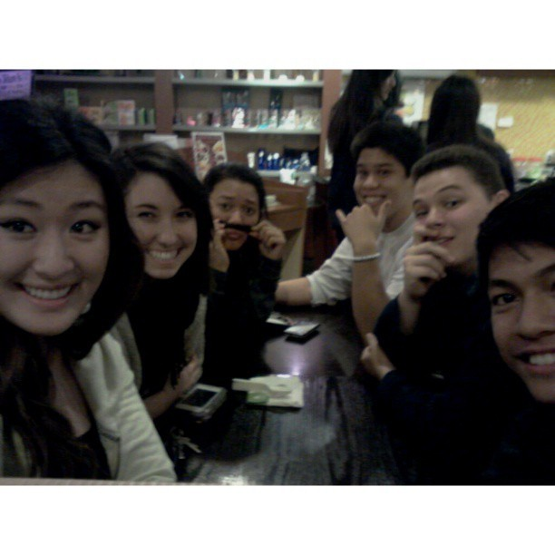 RHS REUNION, HOLLLLLLLA. (at Ten Ren's Tea Time)