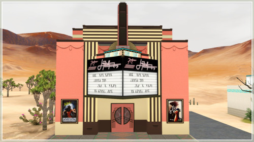 iamsimming:  Working on the Cinema next. It's going to be a big project, might take me a few days, but I'll get there by crikey.