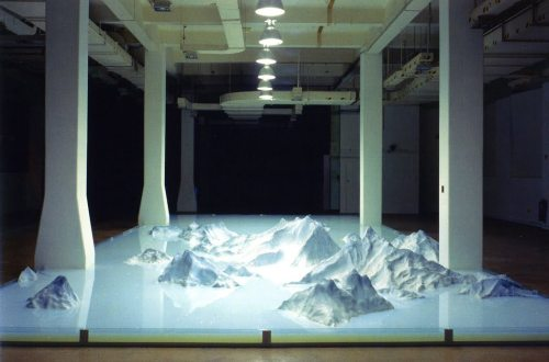 vuls:  Mariele Neudecker. Unrecallable Now, 1998