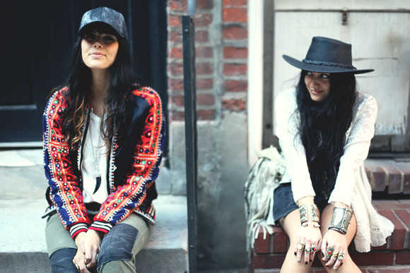 check us out on the Free People blog :) <3