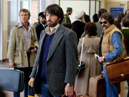 "'Argo,' Day-Lewis, Lawrence are winners on sluggish Oscar night (Photo: Warner Bros.) Despite Ben Affleck's snub on the best director nomination list, his film, ""Argo"" took home the best picture Oscar Sunday night, the final award of an evening that seemed even more ploddingly paced than usual. Read the complete story."