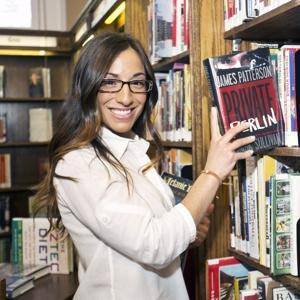 A kickboxing NYPL librarian? Believe it or not, it is true! Courtney Castellane, who is the Library Manager of the awesome Tottenville Library in Staten Island, was profiled in The New York Post this morning about her dual careers. As Courtney has said, by day she is working out people's minds and by night she is working out their bodies! And just a little trivia about the Tottenville Library, did you know it is the oldest library on Staten Island?