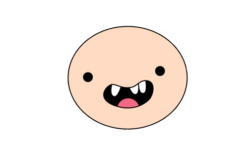 fuckdanielmaitland:  Made a transparent finn because I'm bored #transparentswag