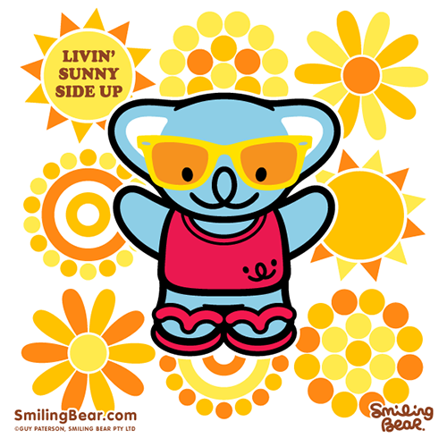Are You Living Your Life Sunny Side Up?  http://bit.ly/SB_SUNNY
