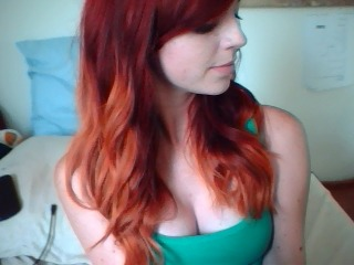 Finally hopped on the ombre bandwagon for summer.
