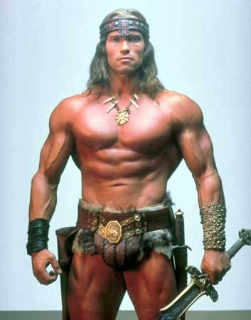 (via Schwarzenegger Returns as Conan | EntertainmentTell)