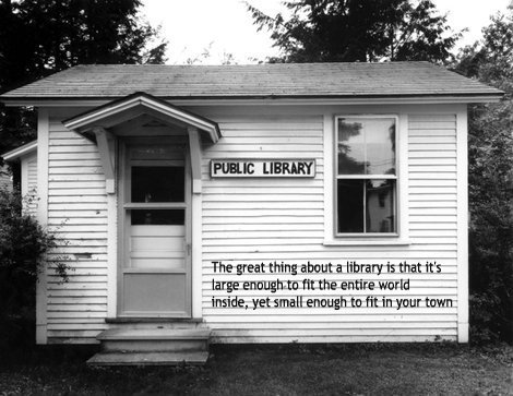 iliveinaworldoffantasyandlove:  Happy National Library Week!!  In the US, that is. Our fellow Canadians will still have to wait until October, but we get a whole month!