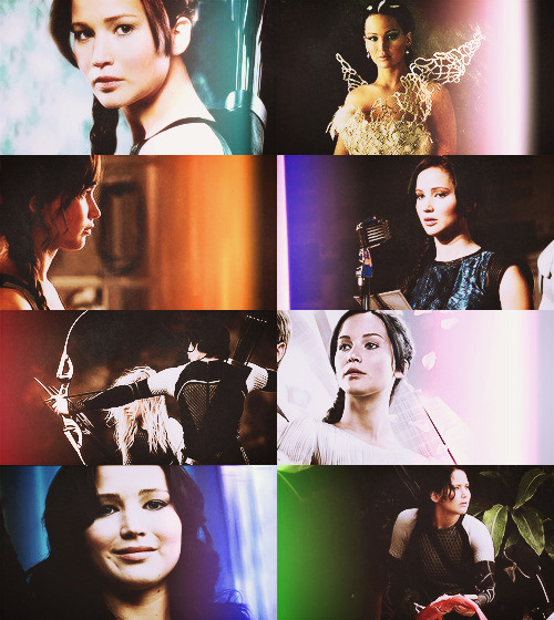 Katniss Everdeen, the girl who was on fire, you have provided a spark, that left unattended, may grow into an inferno that destroys Panem. - President Snow,