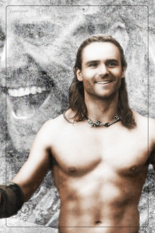 equion:  Gannicus (or Ganni Jesus, ready to bless you all)