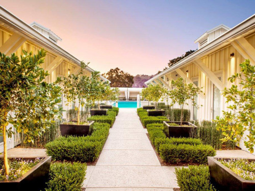 The Best Spas in the World | Solage Calistoga, Napa Valley