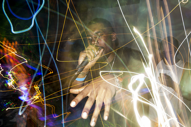 Flying Lotus/Captain Murphy, Low End Theory on Flickr.
