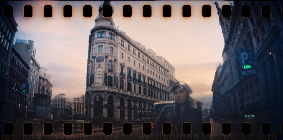 lomographicsociety:  Lomography Camera of the Day - Lomography Sprocket Rocket Get it online!