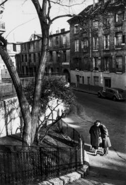 gueule-de-loupviolette:  Willy Ronis, Paris ( 1950s).