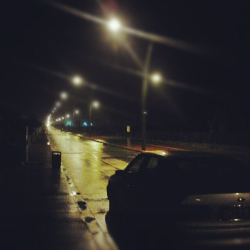 nighty #night #dark #street
