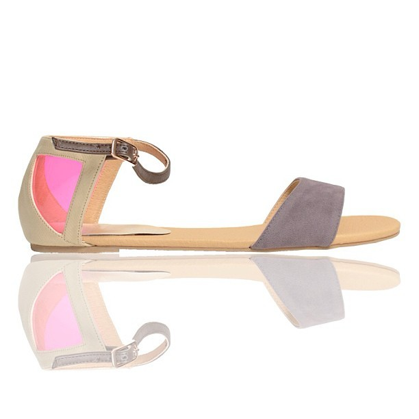 KRIS Sandals in Beige! P750.00 free shipping nationwide! 😊 Text/viber 09175070585 or email sales@golddot.com.ph to order!