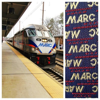 amonfocus:  Shout out to MARC. #Baltimore (at BWI Amtrak/MARC Rail Station (BWI))