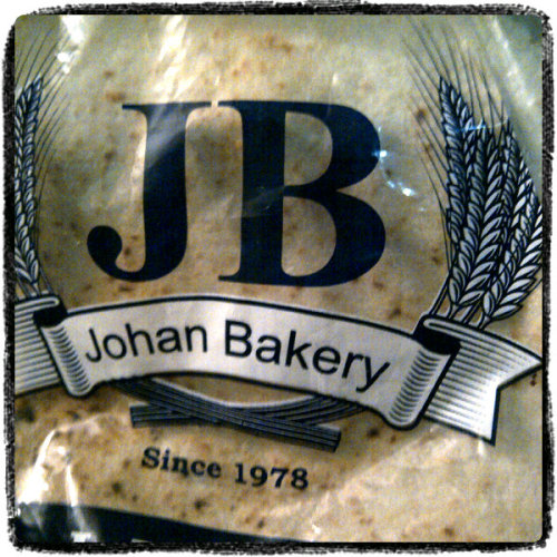 Johan Bakery, Jubah Baby, whatever. (Photo taken and uploaded via MOLOME )