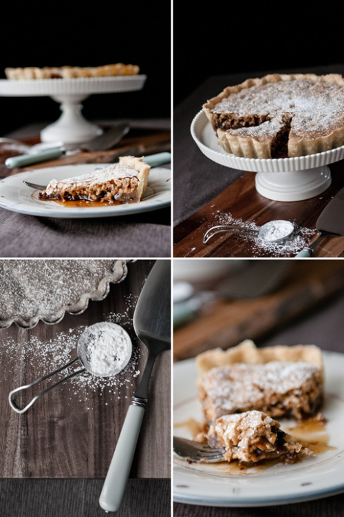 deep-dish brown butter hazelnut tart click here for recipe