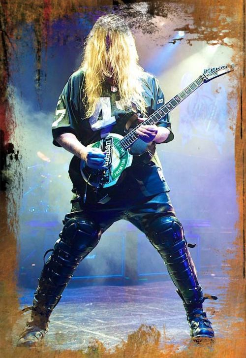 Our Brother Jeff Hanneman, May He Rest In Peace (1964 - 2013)