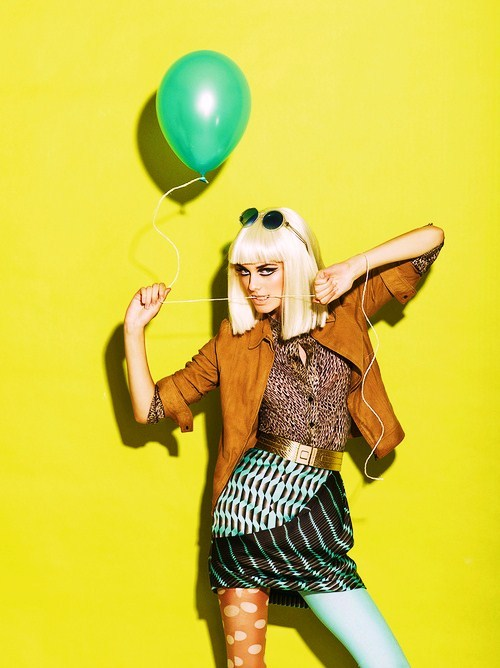 lik-usya:  ELLE Bulgaria | September 2011 |  Model: Evelina T. | Photography: Momchil Hristov (lik-usya's edit; Color Series JAN 2013)