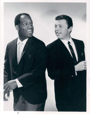 NIPSEY RUSSELL AND STEVE LAWRENCE