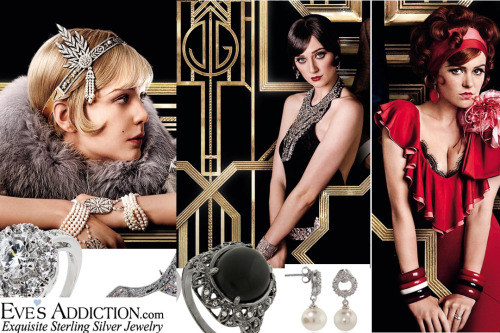 Who has seen/is going to see The Great Gatsby?!Shop Great Gatsby Styles! The Shop - http://bit.ly/18yzrGuThe LookBook - http://blog.evesaddiction.com/wp-content/uploads/2013/05/Great-Gatsby-Style-Lookbook.pdf