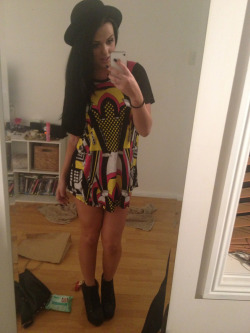 Before jaimis birthday! Fairground dress, such a pretty purchase